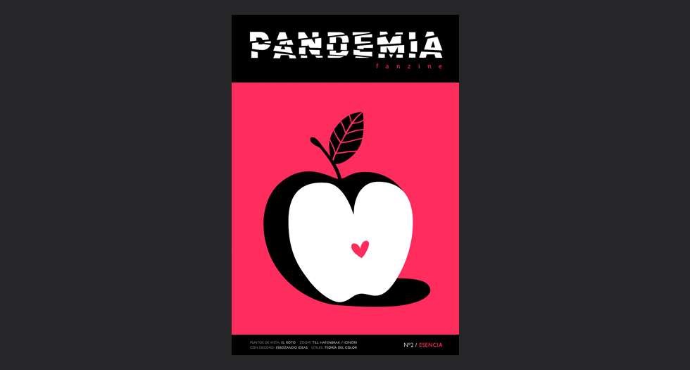 PANDEMIA FANZINE ESENCIA 2